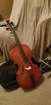 Cello used Strobel Module MC80  3/4