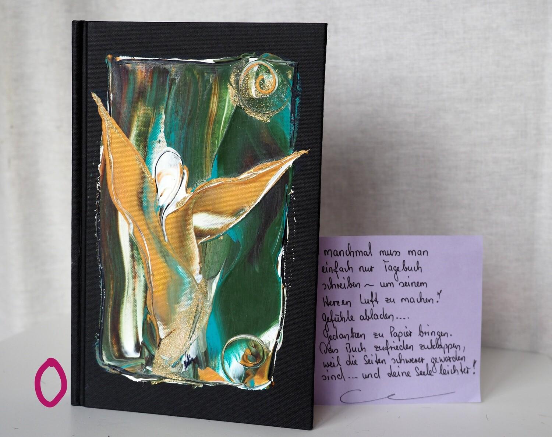 """Tagebuch """"Engel"""""""
