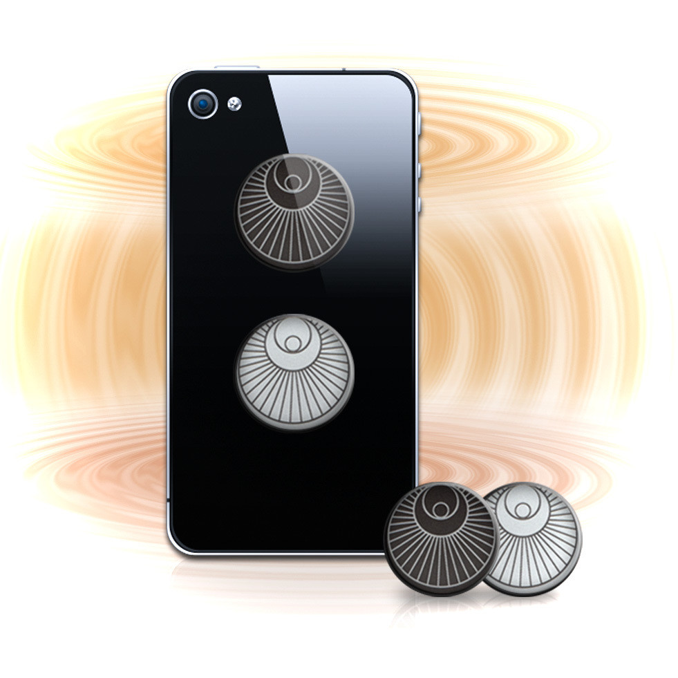 Cell Phone Wave-Guard Chips