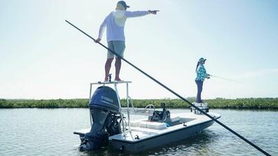 Hells Bay Skiff Fishing Trip (Inshore)