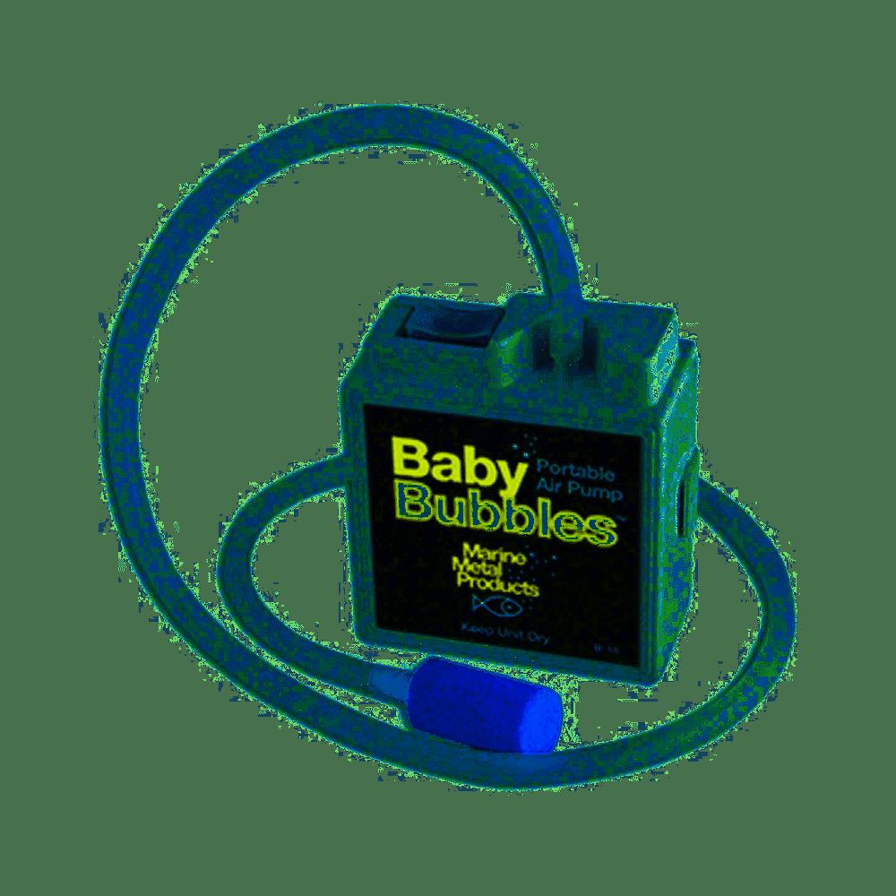 BABY BUBBLES AIR PUMP