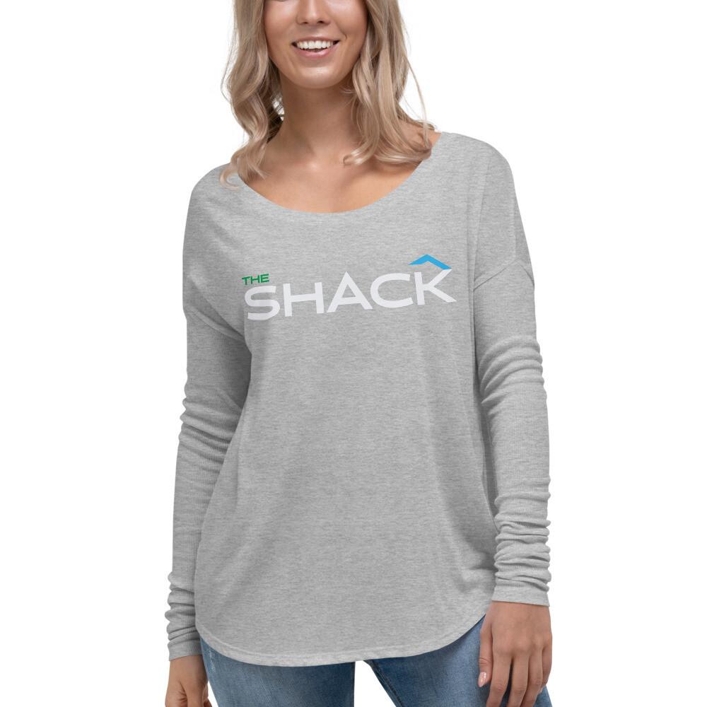The Shack Ladies' Long Sleeve Tee