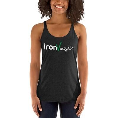 Iron Vinyasa Women's Racerback Tank