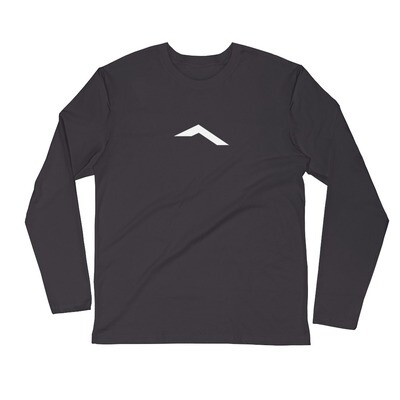 Fitness Shack Long Sleeve Fitted Crew