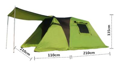 Туристическая палатка автомат Coolwalk 5233