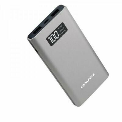 Внешний аккумулятор Awei 10000 mah