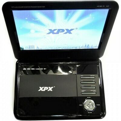 Портативный DVD XPX EA-9099D