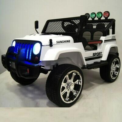 Электромобиль детский Jeep