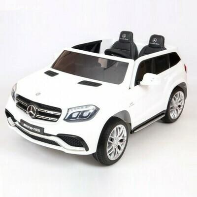 Электромобиль детский Mercedes-Benz GLS63 4WD