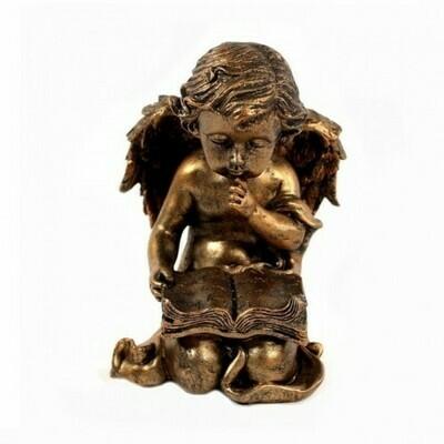 Фигурка Ангел под бронзу