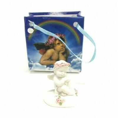 Ангел в подарочном пакете 4вида