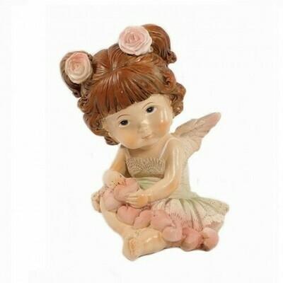 Фигурка  Девочка Ангел 2 вида