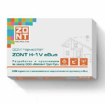ZONT H-1V eBus