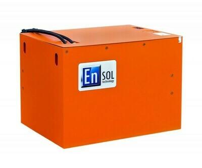 Комплект литий-ионной аккумуляторной батареи EnSOL 24В/100Ач для B 60
