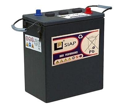 Комплект аккумуляторных батарей 36 В/265 Ач