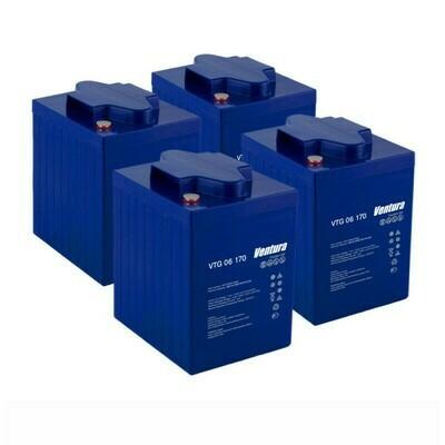 Комплект аккумуляторных батарей VTG 06 170 для B 60