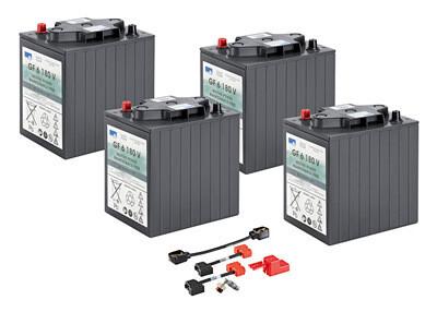 Комплект аккумуляторных батарей для B 60