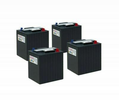 Комплект аккумуляторных батарей для B 90 R