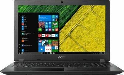 Acer Aspire A315-21-94H6 Black
