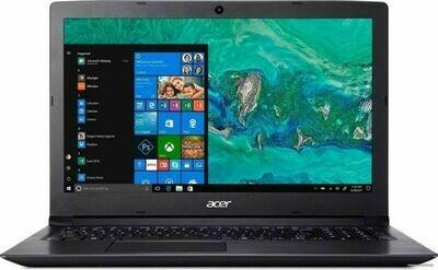 Acer Aspire A315-53G-50KD Black