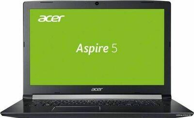 Acer Aspire A517-51G-38Q8 Black