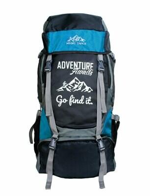 Mount Track Adventure 55 Ltrs Rucksack, Hiking backpack