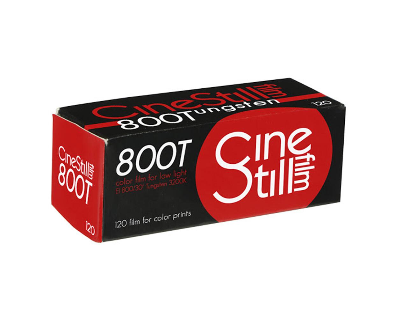CineStill 800 Tungsten Xpro C-41 format 120 MHD 11/2021