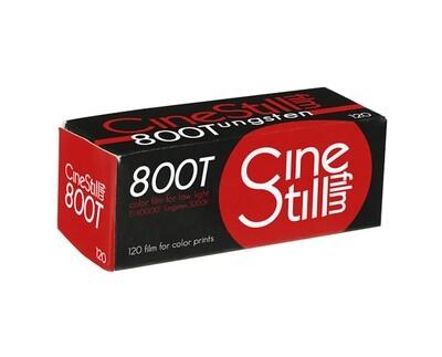 CineStill 800 Tungsten Xpro C-41 format 120 expired 11/2021