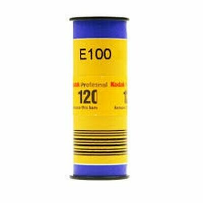 Kodak Professional Ektachrome E100 Color Transparency Film Format 120 - 1 Rollfilm date 11/2021