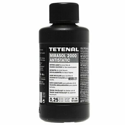 Tetenal Mirasol 2000 antistatic wetting agent 250ml