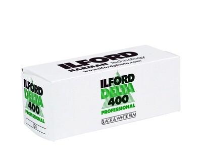 Delta 400 format 120 Rollfilm *expired 01/2022*