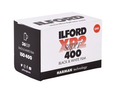 ILFORD XP2 Super 400, 135/36 expired 07/2021