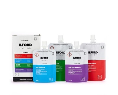 ILFORD Simplicity Film Starter Pack (1178847)