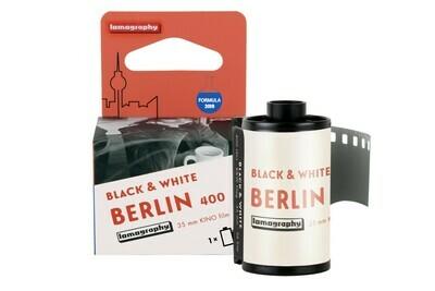Lomography Berlin 400 Professional - Format 135-36 MHD 08/2022