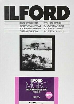 ILFORD Papier Multigrade V 1M Brillant Format : 10x15cm 100 Sheets