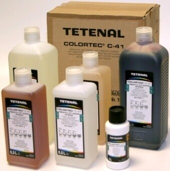 Tetenal C-41 Color Negative Processsing Kit - 2.5 Liter