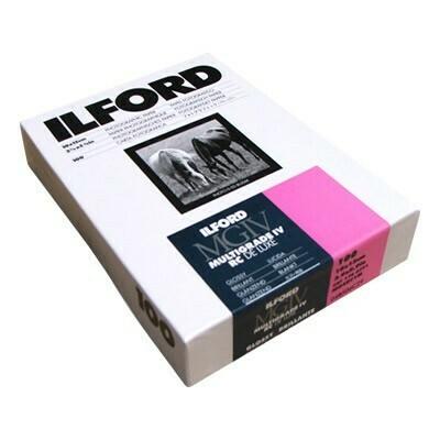 Ilford Multigrade IV RC 1 M Glossy, 10x15 cm, 100 sheets (1769771)