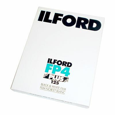 Ilford FP4 Plus 4x5