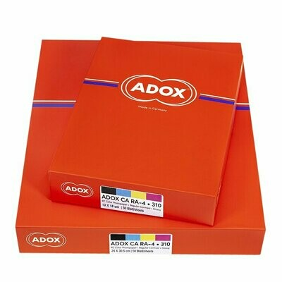 ADOX color paper RA-4 type CA - high gloss (PE) - 10x15 / 100 sheets