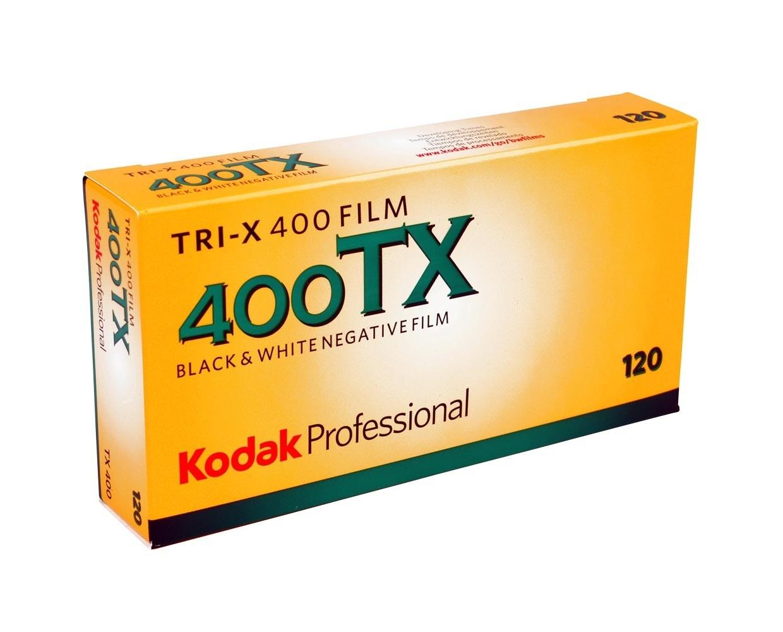 Kodak Tri-X Pan 400, TX-Pan Black & White Negative Film ISO 400, 35mm Size, 36 Exposure expired 07/2022