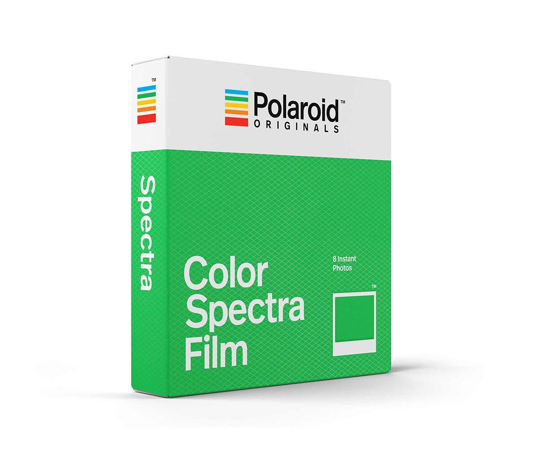 Polaroid Originals IMAGE/Spectra COLOR,  für Polaroid Image Kamera - 640 ASA - 8 Aufnahmen