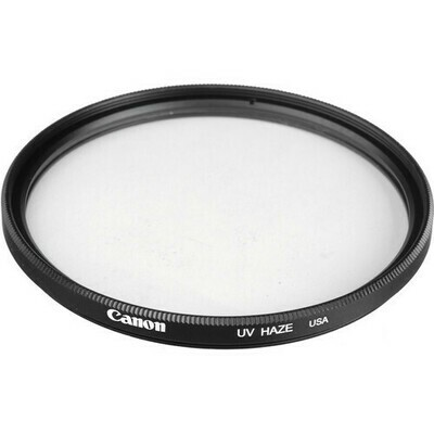 Canon 67mm Ultraviolet (UV) Glass Filter