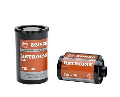 Foma Retropan 320 Soft 135-36 expired 10/2020