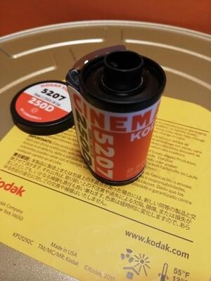 Kodak Vision 3 250 D 5207 135-36