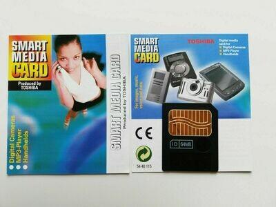 64MB Toshiba SmartMedia Card