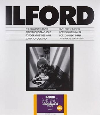 Ilford Multigrade V 25M Satin Format 30,5x40,6cm 50 sheets (1180585)