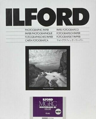 Ilford Multigrade V 44M Pearl Format 17.8x24cm 100 sheets (1180233)