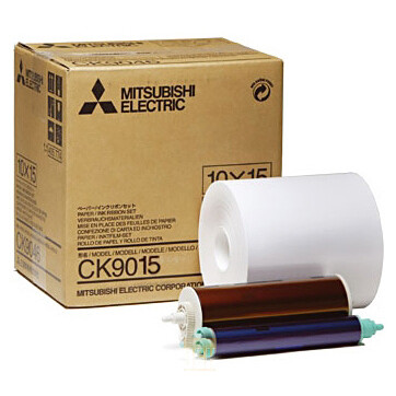 MITSUBISHI CK 9015 10x15 cm for 600 images