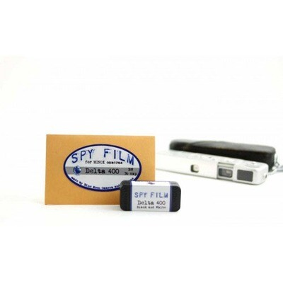 MINOX Spy Film Delta 400 36 Black/White Film 8x11