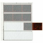 Hama Negative Sleeves made of Glassine, 4 strips for 6x7 negatives, 100 pieces